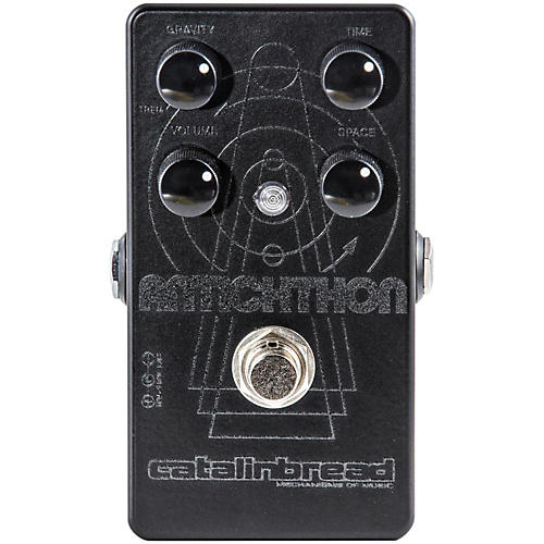 Catalinbread Antichthon Oscillating Fuzz/Tremolo Guitar Effects Pedal-thumbnail