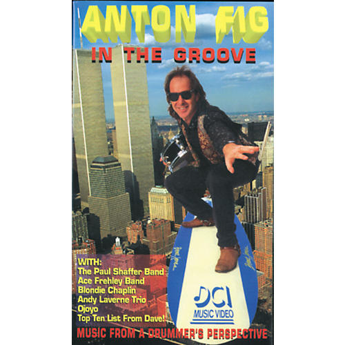 Alfred Anton Fig In the Groove Video