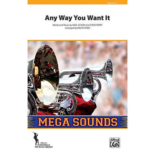 Alfred Any Way You Want It Grade 3 (Medium)-thumbnail