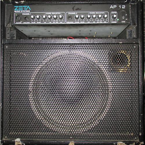 Zeta Ap12 Acoustic Guitar Combo Amp