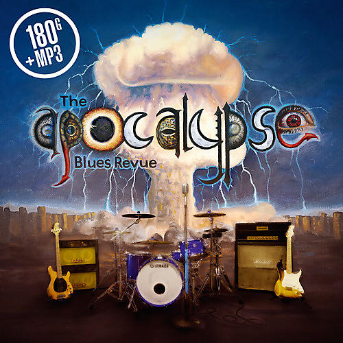Alliance Apocalypse Blues Revue - The Apocalypse Blues Revue