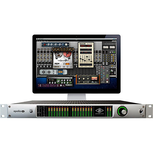 Universal Audio Apollo 16 with Thunderbolt Option Card