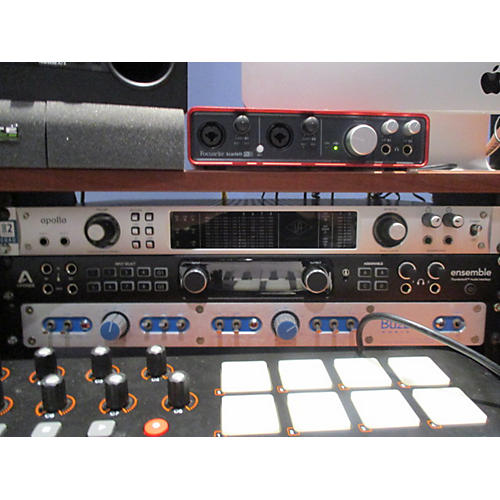 Universal Audio Apollo 8 With Quad Processing Audio Interface