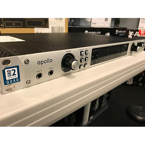 Universal Audio Apollo Quad Audio Interface