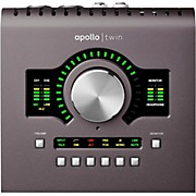 Universal Audio Apollo Twin MKII SOLO Thunderbolt Audio Interface