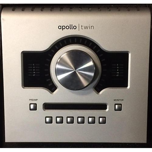 Universal Audio Apollo Twin Solo Audio Interface-thumbnail