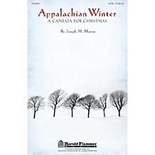 Shawnee Press Appalachian Winter ORCHESTRA ACCOMPANIMENT Composed by Joseph Martin