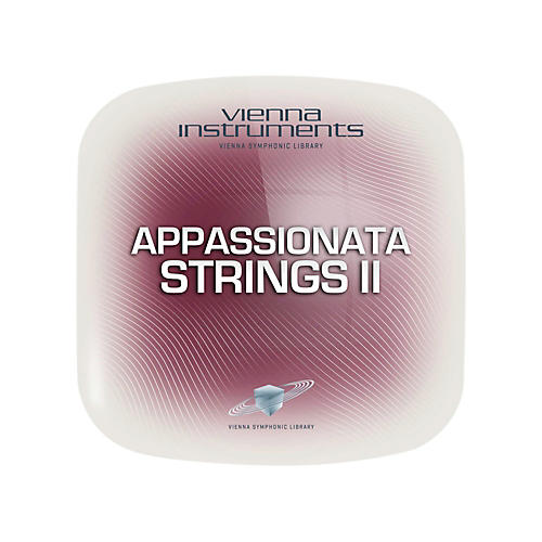 Vienna Instruments Appassionata Strings II Extended Software Download