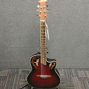 Pre-owned Ovation Applause Ae48 Acoustic Electric Guitar