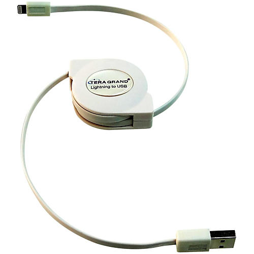Tera Grand Apple Certified Retractable Lightning Cable-thumbnail