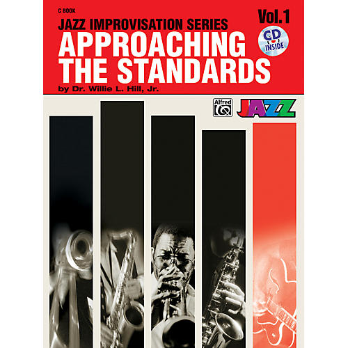 Alfred Approaching the Standards Volume 1 C Book & CD