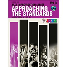 Alfred Approaching the Standards Volume 3 Bass Clef Book & CD