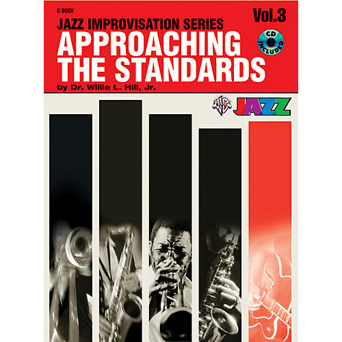 Alfred Approaching the Standards Volume 3 C Book & CD