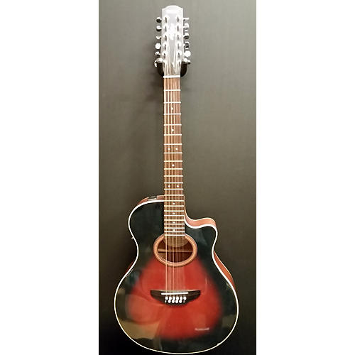 used yamaha apx 4 12a 12 string acoustic electric guitar guitar center. Black Bedroom Furniture Sets. Home Design Ideas