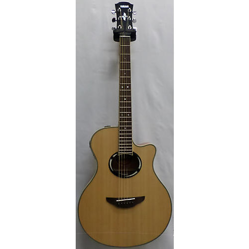 used yamaha apx 500 iii acoustic guitar guitar center. Black Bedroom Furniture Sets. Home Design Ideas