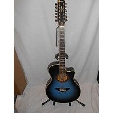 Yamaha Apx-9-12 12 String Acoustic Electric Guitar