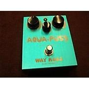 Way Huge Electronics Aqua-puss Effect Pedal