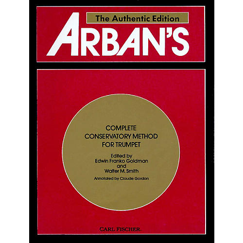 Carl Fischer Arban's Complete Method-Trumpet (Book)-thumbnail