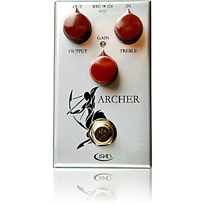 rockett pedals archer boost overdrive guitar effects pedal guitar center. Black Bedroom Furniture Sets. Home Design Ideas
