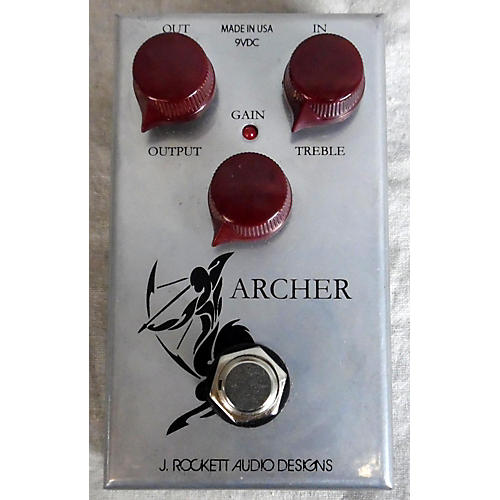 In Store Used Archer Effect Pedal-thumbnail