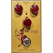 Rockett Pedals Archer Ikon Boost/Overdrive Effects Pedal