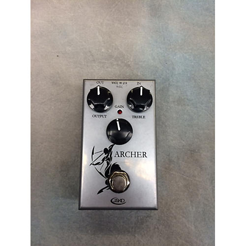 Rockett Archer Overdrive USA Effect Pedal