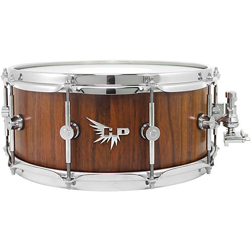 Hendrix Drums Archetype Series American Black Walnut Stave Snare Drum-thumbnail