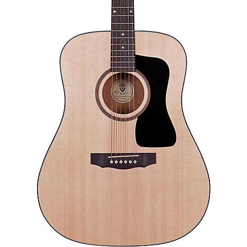 Guild Arcos Series AD-3 Mahogany Dreadnought Acoustic Guitar-thumbnail