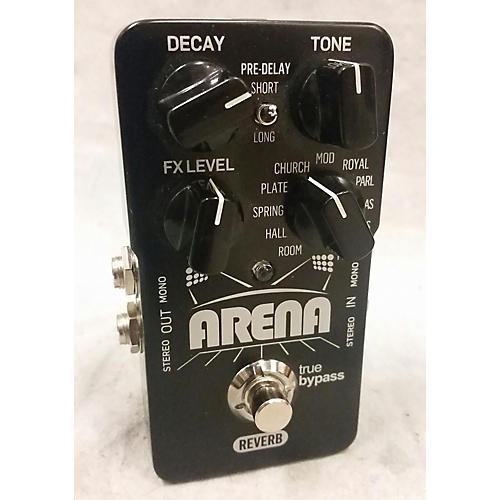 TC Electronic Arena Reverb Effect Pedal-thumbnail