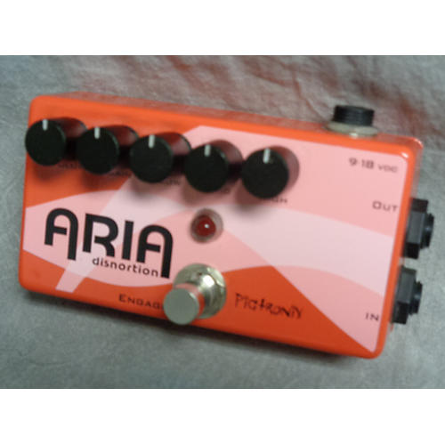 Pigtronix Aria Disnortion Effect Pedal