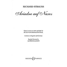 Boosey and Hawkes Ariadne auf Naxos, Op. 60 (German Text) BH Stage Works Series  by Richard Strauss