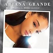 Browntrout Publishing Ariana Grande 2016 Mini Calendar 7 x 7 In.