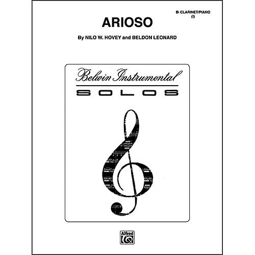 Alfred Arioso - Belwin Beginning String Orchestra Series-thumbnail
