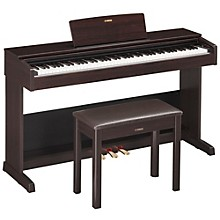 Yamaha Arius YDP-103R Traditional Console Digital Piano with Bench