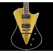 Armada Electric Guitar Level 1 Black/Gold Rosewood