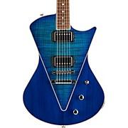 Ernie Ball Music Man Armada HH Flame Top Electric Guitar