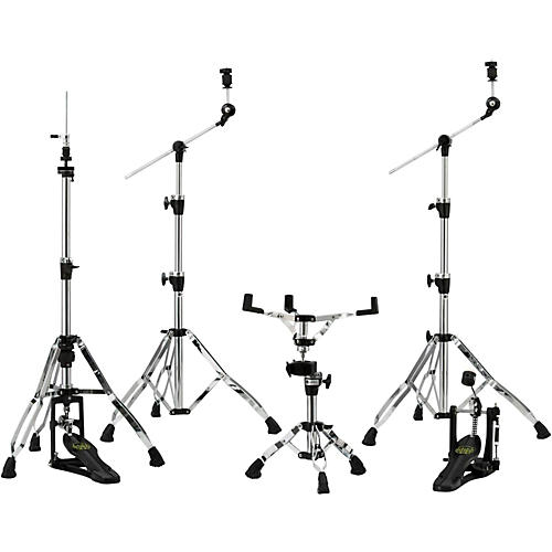 Mapex Armory 800 Hardware Pack Chrome and Black