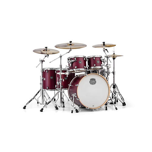 Mapex Armory Series 6-Piece Studioease Shell Pack Cordovan Red
