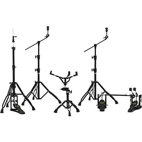 Mapex Armory Series HP8005-DP 5-Piece Hardware Pack with Double Pedal-thumbnail