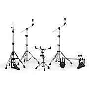 Armory Series HP8005BC 5-Piece Hardware Pack with Double Pedal