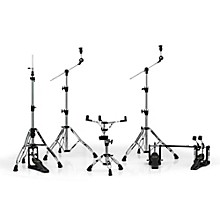 Mapex Armory Series HP8005BC 5-Piece Hardware Pack with Double Pedal