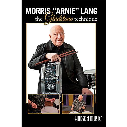 Hudson Music Arnie Lang - The Gladstone Technique DVD