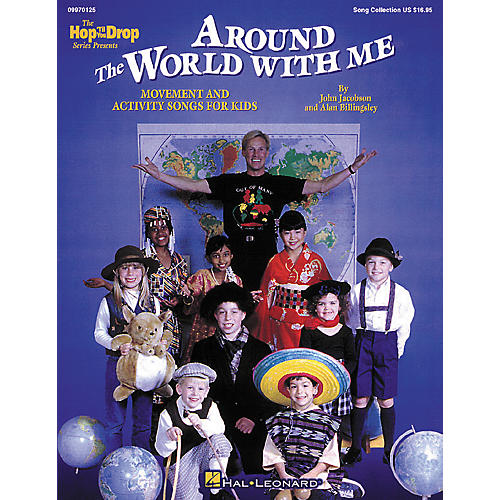 Hal Leonard Around The World with Me-thumbnail