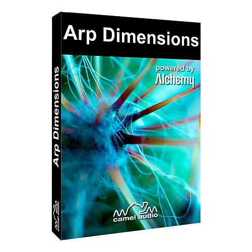 Camel Audio Arp Dimensions - Alchemy Sond Library Software Download-thumbnail