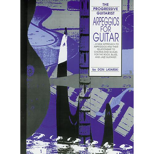 Alfred Arpeggios for Guitar Book-thumbnail