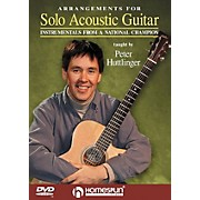 Homespun Arrangements for Solo Acoustic Guitar (DVD)