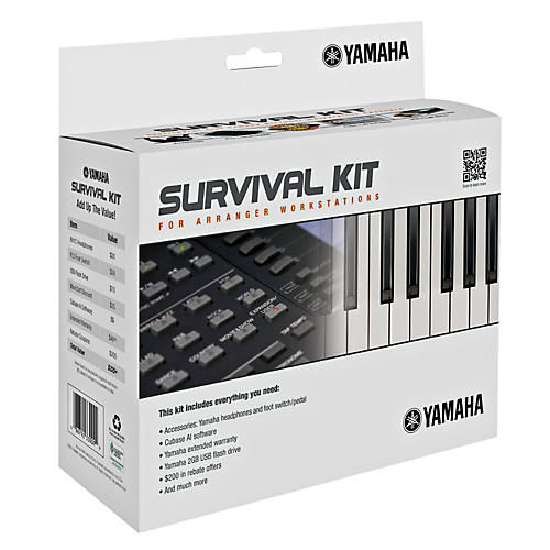 Yamaha Arranger Workstation Survival Kit  (PSRS650/PSRS750/PSRS950/PSRA2000/TYROS4)-thumbnail