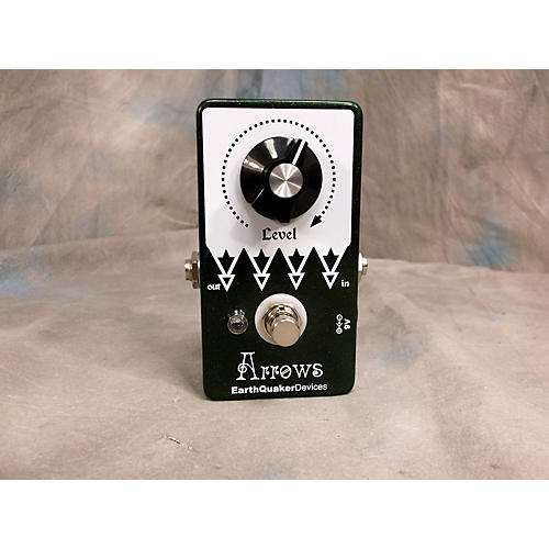 Earthquaker Devices Arrows Preamp Booster Effect Pedal-thumbnail