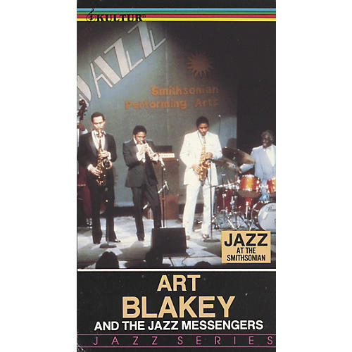 Kultur Art Blakey and the Jazz Messengers (Video)-thumbnail