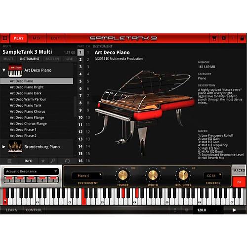 IK Multimedia Art Deco Piano-thumbnail